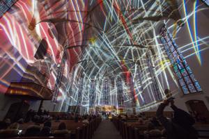 Luminale 2018: St. Katharinenkirche, Katharinen +Passion