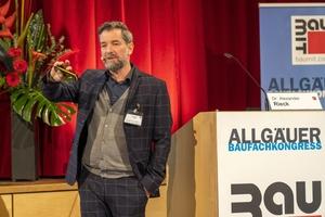 Alexander Rieck weiß seine Zuhörer für das Thema Digitalisierung zu begeistern