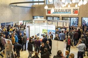 Über 1400 Teilnehmer beim Allgäuer Baufachkongress in Oberstdorf