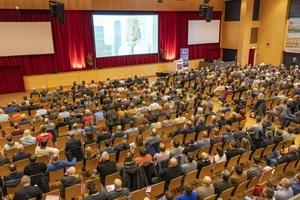 Der Vortrag von Sven Gábor Jánszky sorgte für viel Gesprächsstoff
