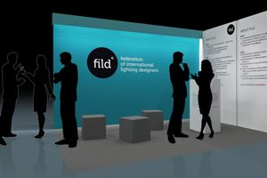 Visual Messestand der FILD e.V.