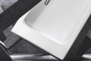 Als stilprägendes Designelement hat der Waschtisch einen besonderen Stellenwert.