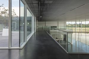 Das Foyer der Filterfabrik<br />
