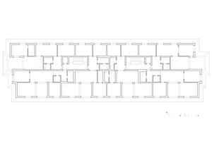 Grundriss 1. Obergeschoss<br />