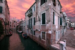 Zurzeit geschlossen: Sehnsuchtsort Venedig