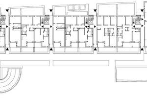 Haus 2, Erdgeschoss, M 1:1000