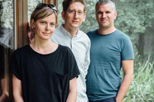 einszueins architekturv.l.: Katharina Bayer, Markus Pendlmayr, Markus Zilkerwww.einszueins.at