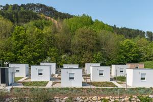 """Der """"Viva Forschungspark"""" ist die größte europäische Anlage für Baustoffe im Vergleich"""