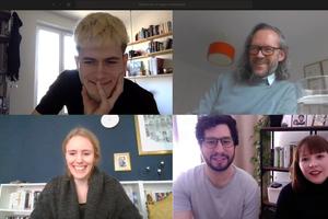Die virtuelle Kaffeepause gegen die soziale Unterzuckerung bei SEHW Architektur, Berlin<br />