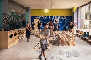 Aufbau der Making Future School