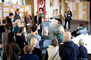 Veranstaltung aus dem Kooperations und<br />Beteiligungsprozess<br />