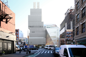 Die Erweiterung von OMA verdoppelt die Ausstellungsfläche und verunklart den Bau von SANAA