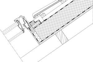02 Für die geprüften und zertifizierten Passivhaus-Komponenten gibt es spezielle Detaillösungen