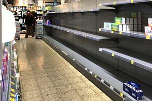 Corona-Krise. In Deutschland