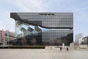 Axel Springer Campus, Neubau an der Zimmerstraße