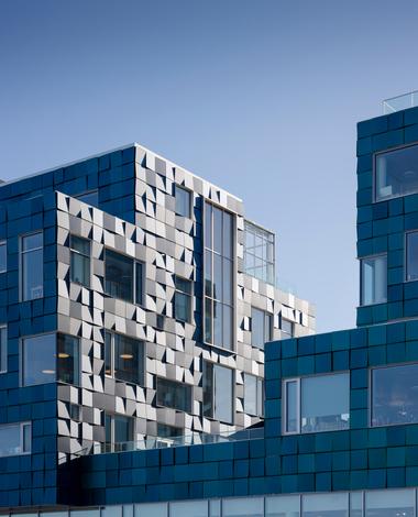 2. Preis Wettbewerb 2017: Copenhagen International School (C.F. Möller Architects) Dieses Projekt wurde in der DBZ 09/2020 ausführlich vorgestellt