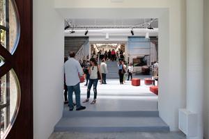 2018 besuchten 270.000 Menschen die Architekturbiennale