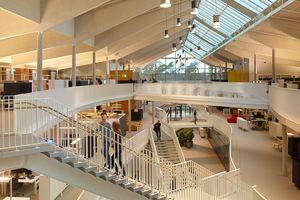 DNP Architektur 2020: Alnatura Arbeitswelt