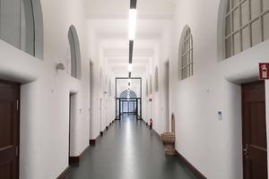 An der TU München muss dieses<br />Semester auf Flurfunk<br />verzichtet werden