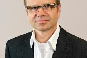 Olaf Janotte, Teamleitung Technische Dienste, Baumit GmbH