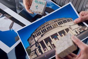 """Die Jahrhunderthalle in Breslau ist ein Forschungsgegenstand im Projekt """"InnovaConcrete"""""""