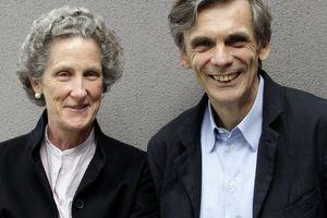 Haben ihre Bürostruktur für die Zukunft fit gemacht: Louisa Hutton und Matthias Sauerbruch