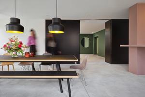 Wie verändern sich Büros und ihre Gestaltung, wenn Hygienemaßnahmen und Abstandsregeln aufgrund von COVID-19 eingehalten werden müssen? Ein Einblick in das SCOPE Office in Stuttgart<br />