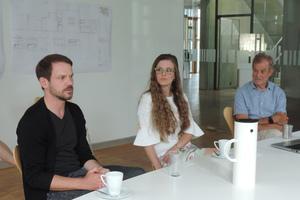 """Jörg Leidenroth, <irspacing style=""""letter-spacing: -0.02em;"""">Architekt und Geschäftsführer N&amp;P Design </irspacing>Lab Architekten GmbH"""