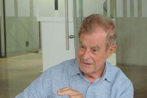 Prof. Hans Nickl, Architekt und Firmengründer