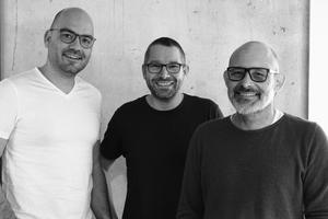 Liebel/Architekten BDAv.l.n.r.: Valentin Schmied, Steffen Kainzbauer, Bernd Liebel