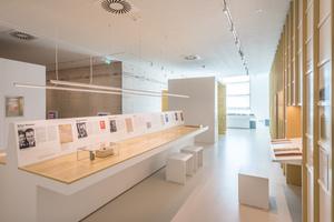 Ausstellung mit Rundgang im 2. OG<br />