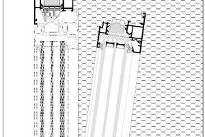 04 Kippfenster mit schallabsorbierender Laibungsverkleidung