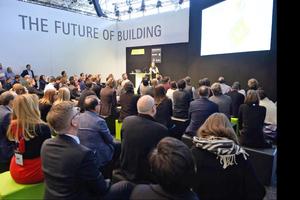 Auch darum zur BAU 2021: internationaler, fachlicher Austausch