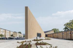Tingbjerg Bibliothek in Kopenhagen/DKArchitektur: COBE