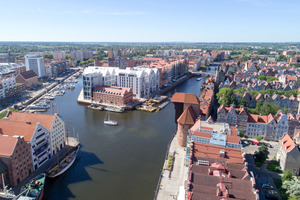 """""""Granary Island"""" in Danzig     Das Projekt Granary Island in Polen hat sich einen der prestigeträchtigen MIPIM Awards gesichert. In der Kategorie """"best urban project"""""""