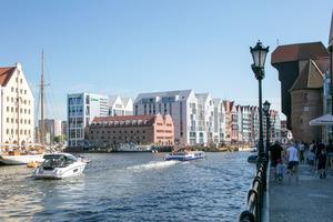 """""""Granary Island"""" in Danzig     """"Granary Island"""", ein Projekt von RKW Architektur + in Danzig hat sich in der Kategorie """"best urban project""""den MIPIM Award sicher können"""