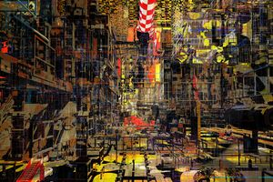 Anton Markus Pasing: Digital Hybrid Narratives