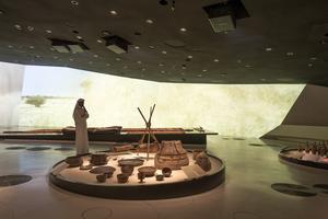 Gewinner Internationales Projekt: Nationalmuseum of Qatar / Lichtplanung: Licht Kunst Licht AG, Bonn