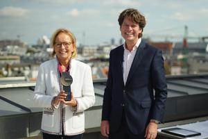 Lichtdeisgner des Jahres: Kardorff Ingenieure Lichtplanung GmbH, Berlin; Gabriele und Prof. Volker von Kardorff