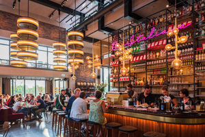 Gewinner Kategorie Hotels/Gastronomie: Lichtstrategie L'Osteria Restaurants / Lichtplanung: Kardorff Ingenieure Lichtplanung GmbH, Berlin