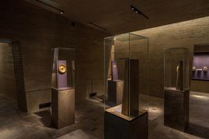 Gewinner Kategorie Museum: Goldkammer Frankfurt / Lichtplanung: Licht Kunst Licht AG, Bonn