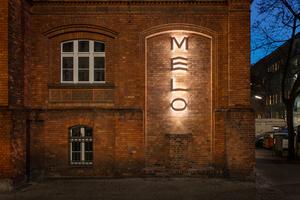 Gewinner Nachwuchspreis: MELO, Marie-Elisabeth Lüders Oberschule, Berlin / Lichtplanung: Studio De Schutter, Berlin