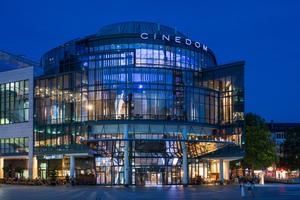 Gewinner Kategorie Öffentliche Bereiche / Innenraum: Cinedom Köln / Lichtplanung: Kardorff Ingenieure Lichtplanung GmbH, Berlin