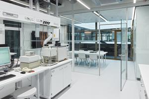 Gewinner Kategorie Büro/Verwaltung: Zurich Innovation Center Givaudan / Lichtplanung: lightsphere GmbH, Zürich