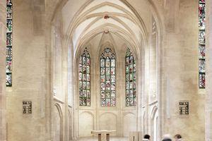 Gewinner Kategorie Kulturbauten: St. Martha Nürnberg / Lichtplanung:candela gmbh Lighting Design, Stuttgart