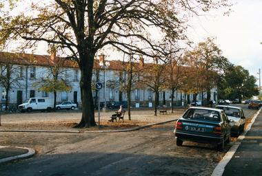 Place Léon Aucoc, Bordeaux/FR