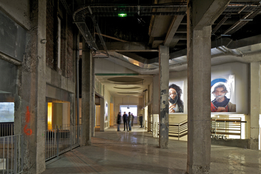Palais de Tokyo, Site for contemporary creation, Paris/FR