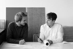 Johansen Skovsted Arkitekter v.l.: Sebastian Skovsted, Søren Johansenwww.johansenskovsted.de