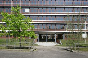 In Stuttgart: erst IBM-, jetzt VAI-Campus: eine Eiermann-Ikone wartet auf Nachnutzung