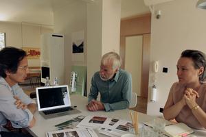 Heftpartnergespräch mit Jan Theissen und Björn Martenson AMUNT in Aachen<br />
